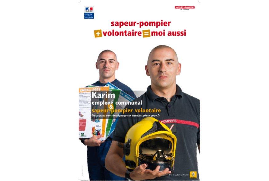 Campagne nationale de communication du développement du volontariat