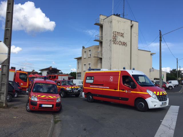 Les sapeurs-pompiers de Graulhet ont déménagé