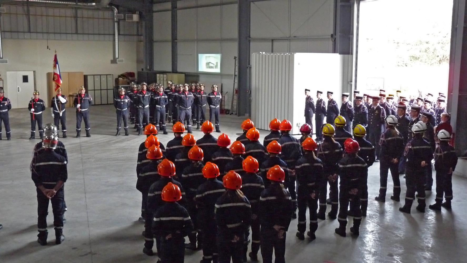 Congrès départemental des sapeurs-pompiers du Tarn à Graulhet