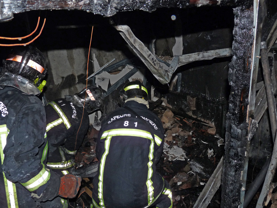 Feu d'habitation collective à Castres : évacuation de 29 personnes