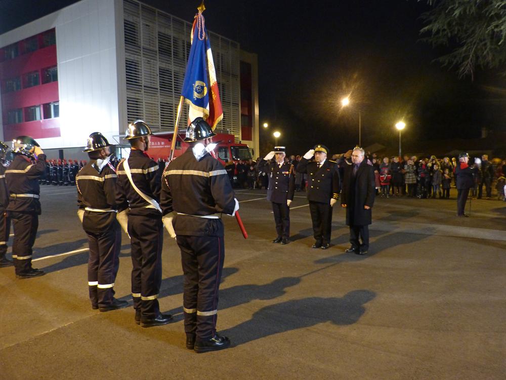 Sainte-Barbe départementale 2014