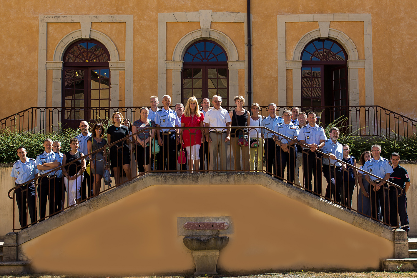 Les SDIS de la région Occitanie en réunion dans le Tarn