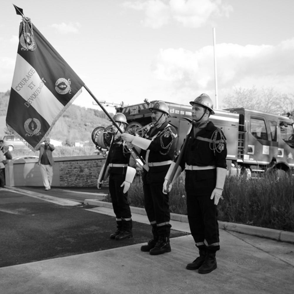 Passation de commandement à Cordes-sur-Ciel