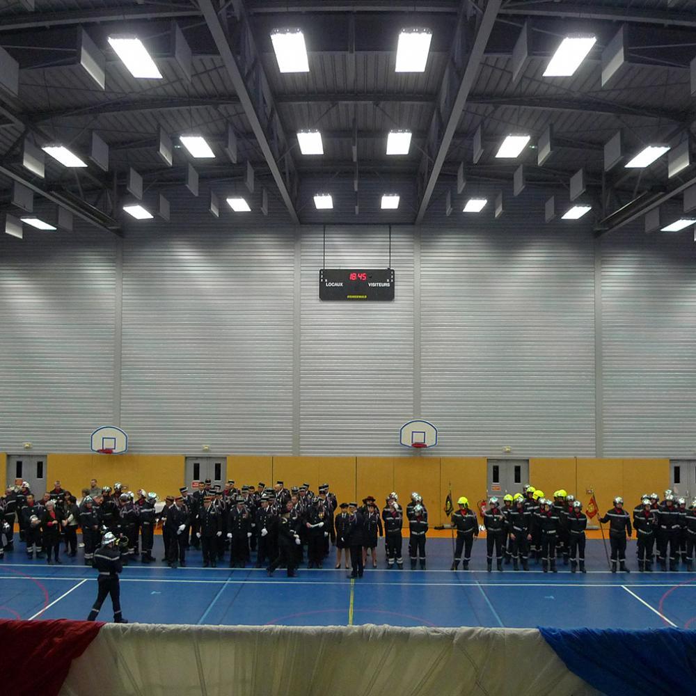 Sainte-Barbe départementale 2017