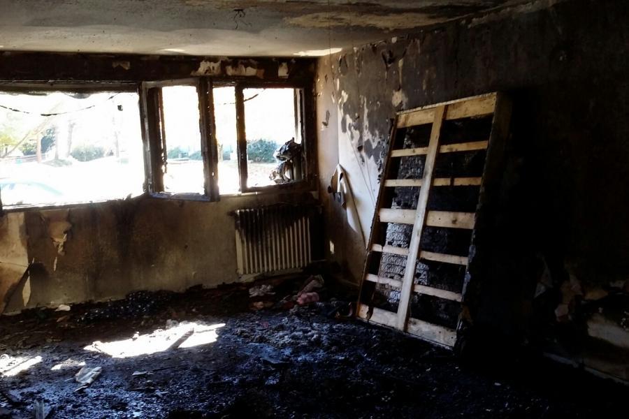 Feu d'habitation collective et plan ORSEC NOVI sur la commune de Castres