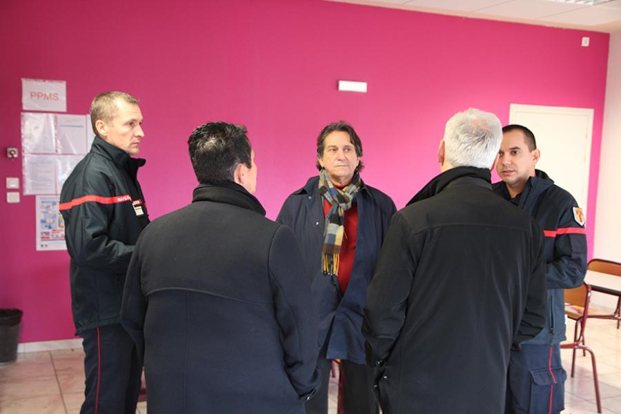 Evacuation d'un lycée albigeois