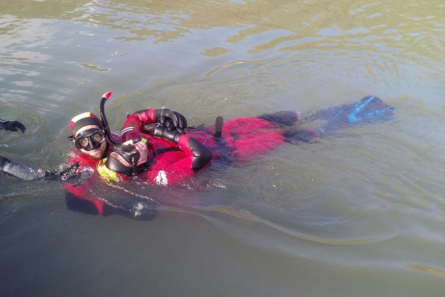 Retour sur le stage de sauvetage aquatique