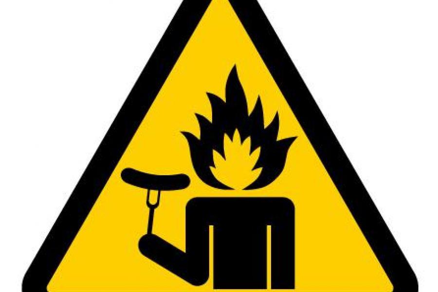 """Nouveau focus sur """"les dangers du barbecue"""""""
