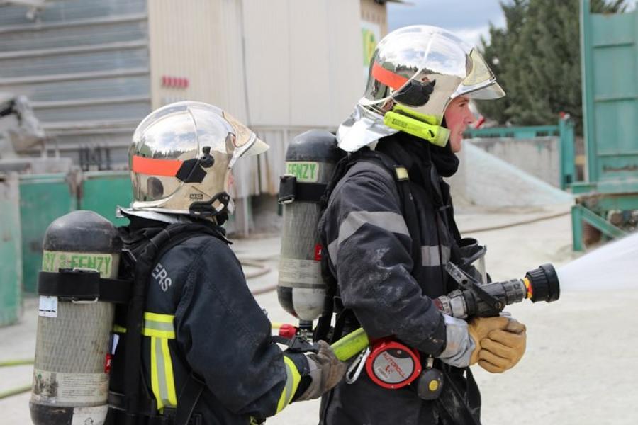 Nouveau décret relatif aux sapeurs-pompiers volontaires