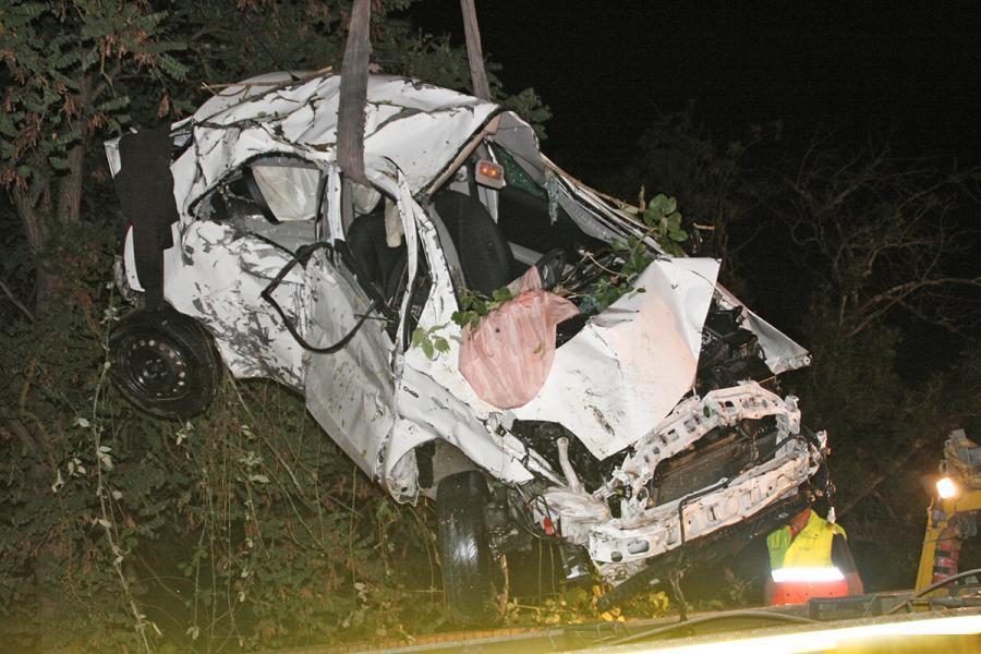 Accident de circulation à Ambres
