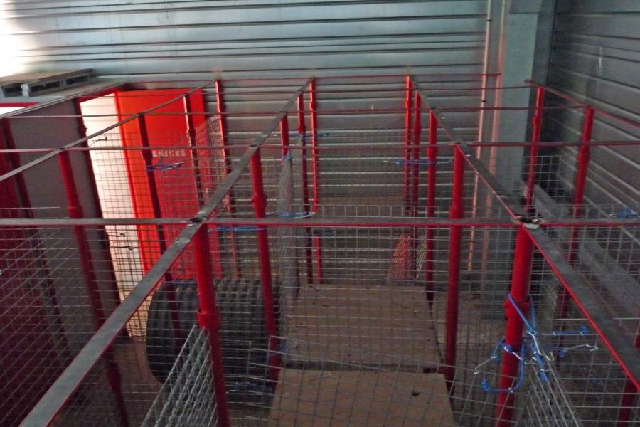 Présentation de matériel au centre de secours de Gaillac