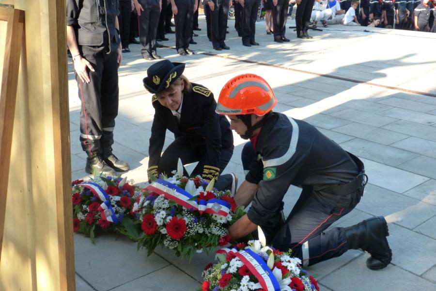Journée nationale des sapeurs-pompiers dans le Tarn