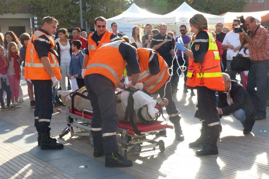 Journée Recontres de la sécurité à Albi