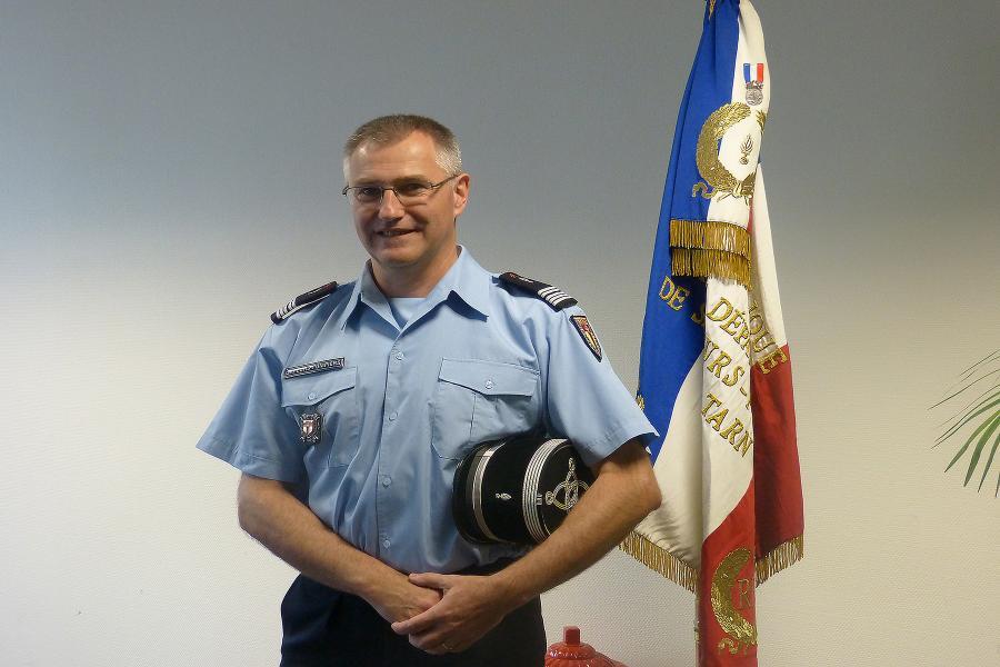 Promotion de grade du lieutenant-colonel Florian SOUYRIS