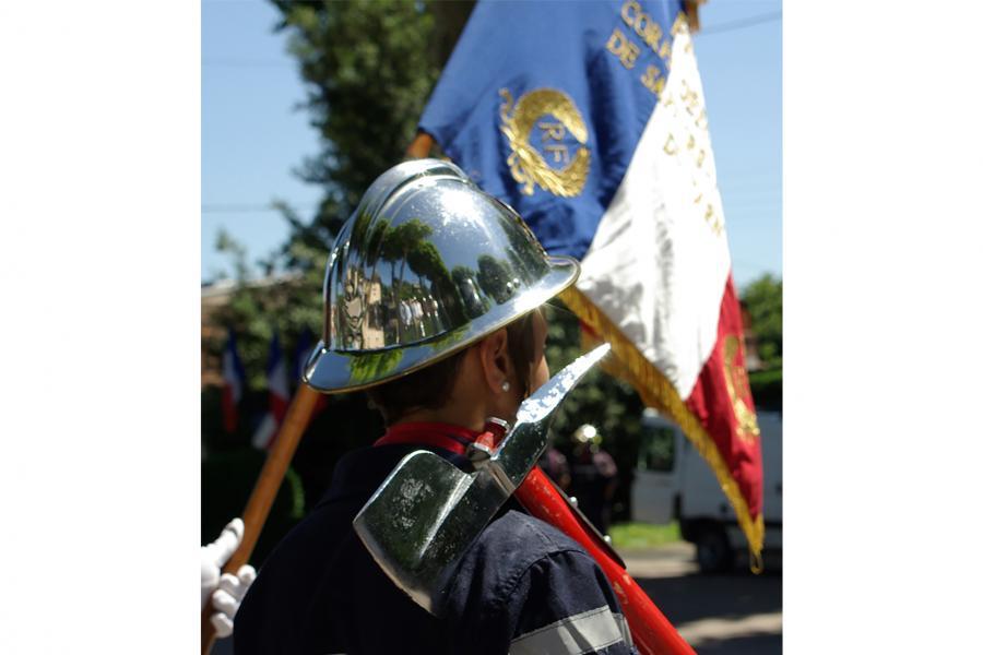 2 sapeurs-pompiers Tarnaises invitées au Ministère de l'Intérieur