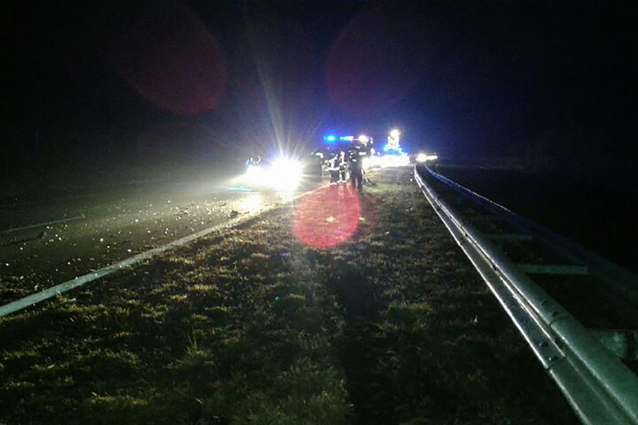 Accident sur l'autoroute sens Toulouse-Albi
