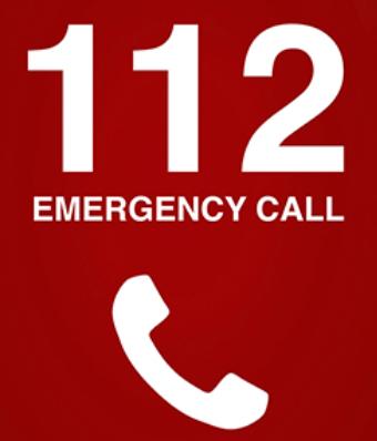 Appels d'urgence 18 ou 112 – Quand et comment appeler les secours ?