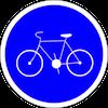 Je fais du vélo en sécurité.