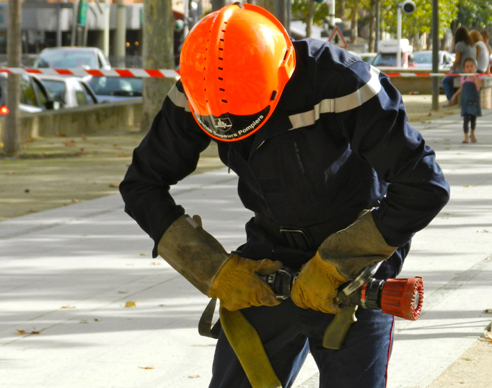 """La Dépêche du Midi : """"Les pompiers recrutent des jeunes"""""""
